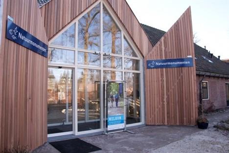 Bezoekerscentrum Natuurmonumenten/ VVV