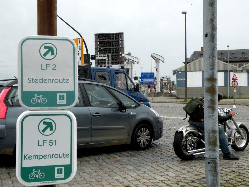 Foto 4: LF 51 Kempenroute- Deel Vlaanderen