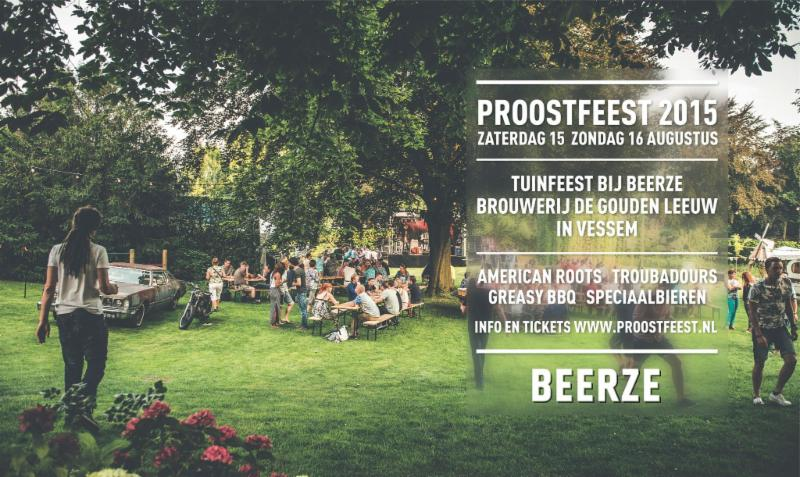 Proostfeest 2015