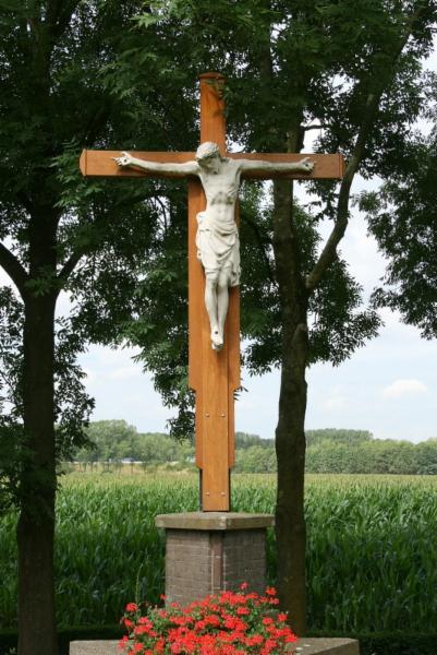 Crucifix Eindhovenseweg Trappists