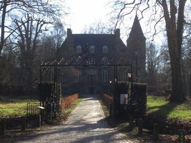 kasteel nemerlaer 1 - rode route