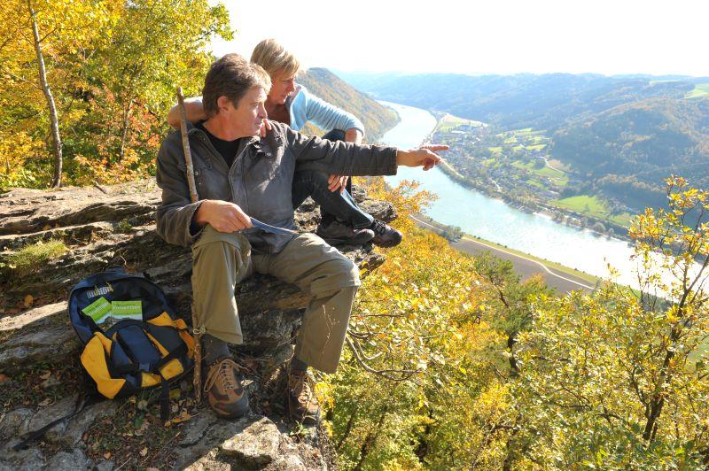 Passau - Donau-Panoramaweg - De Breitenberg