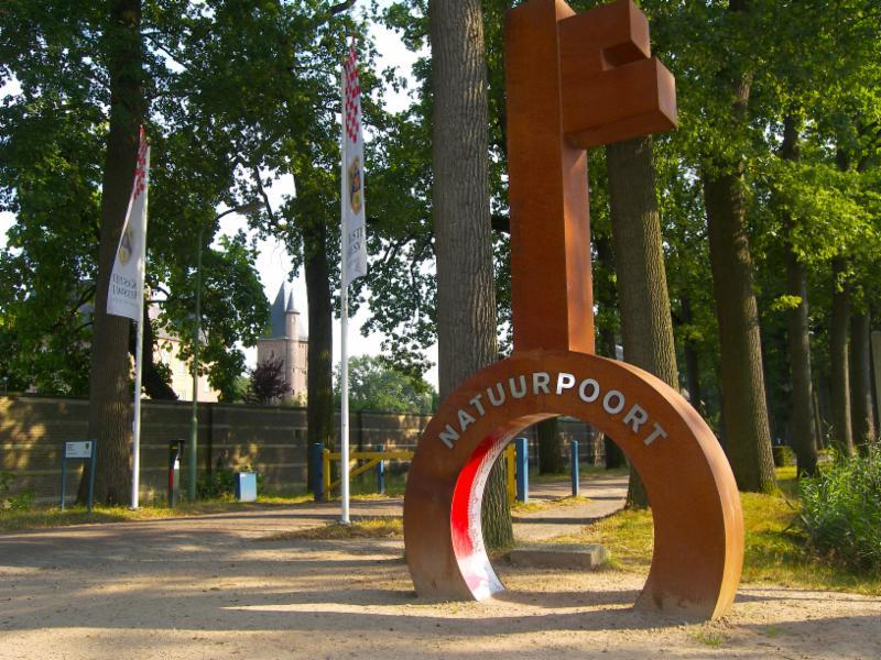 Sleutel Natuurpoort Kasteel Heeswijk