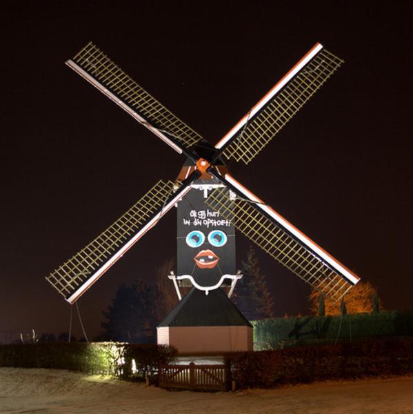 Moergestel windmill