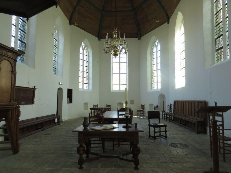 interieur Driekoningenkerk