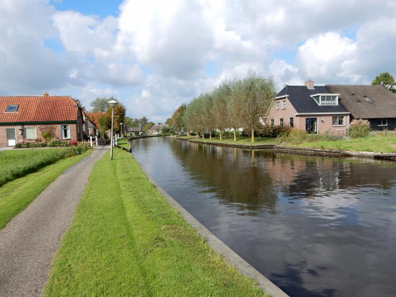Fietsroute Giethoorn en omgeving
