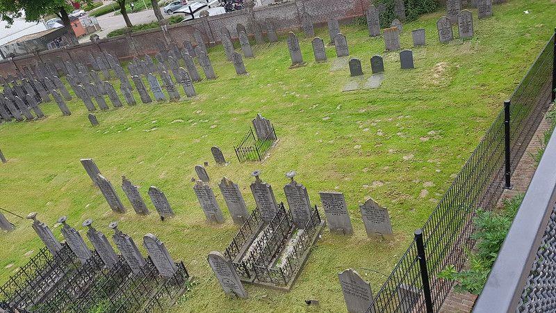 Eindhoven Strijp Joodse begraafplaats