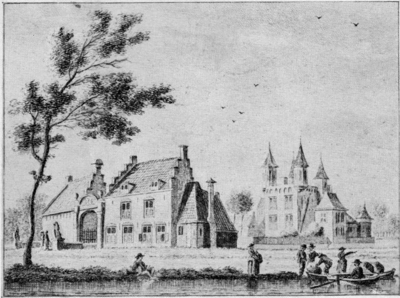 het slot keenenburg