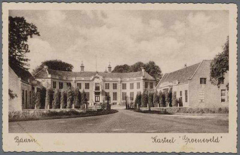 Kasteel Groenveld