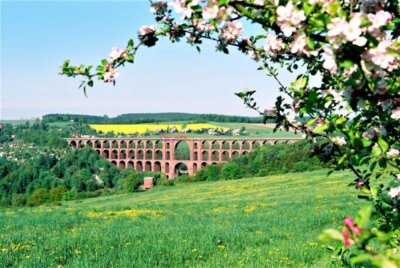 vogtland panoramaweg saksen