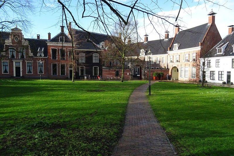 20190309 04 Groningen - Martinikerkhof