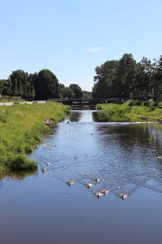 Foto 1: Berkelroute; Beleef het Landschap