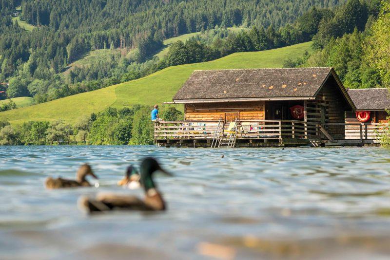 Bodensee-Köningssee - In Fischhausen am Schliersee