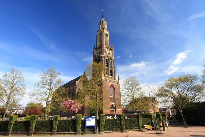 Sint-Landricuskerk, Echt