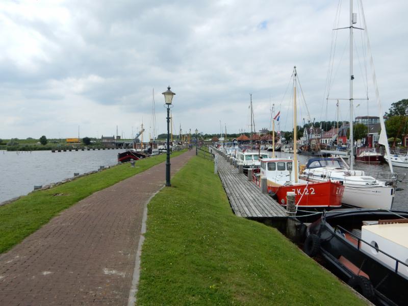 Fietsroute Lauwersmeer en omgeving