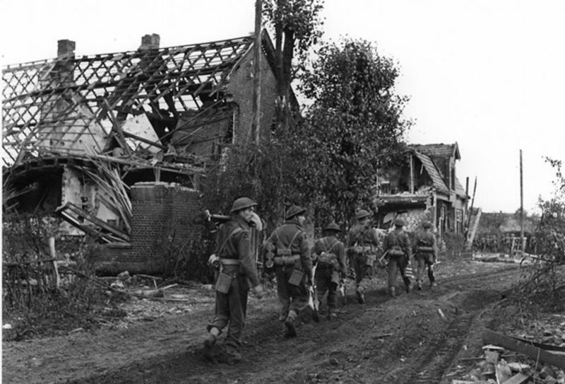Liberation Route - De Slag bij Overloon en Venray