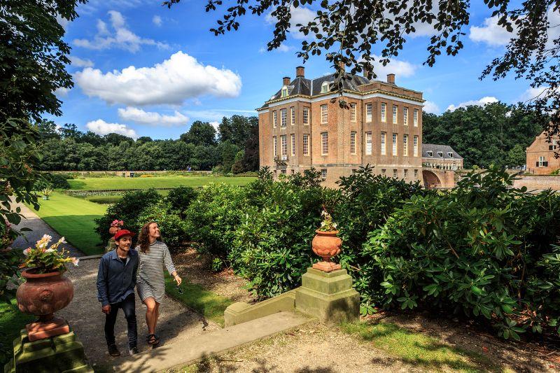 Langs kastelen en landgoederen oost route