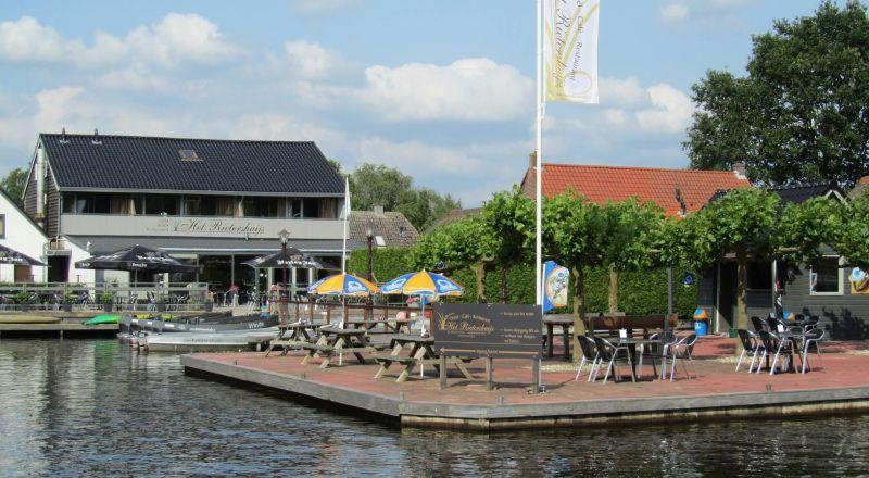 Hotel Café Restaurant Het Rietershuijs