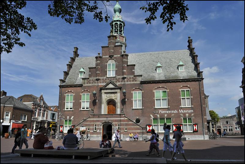 Purmerend - Purmerends Museum en Oude Raadhuis