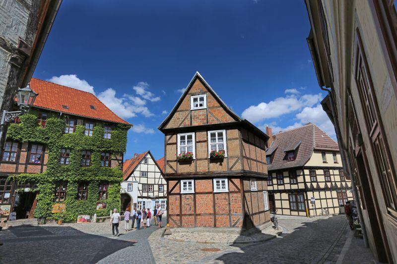 Selketalstieg route - UNESCO - Welterbestadt Quedlinburg-4324