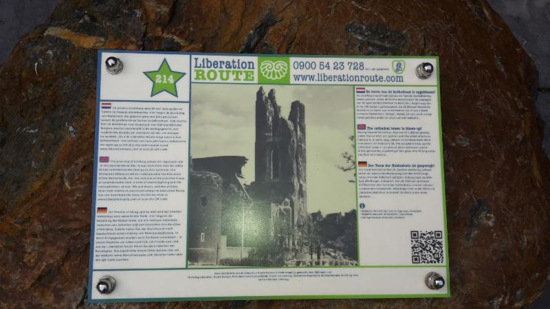 Liberation Route Kathedraal Roermond