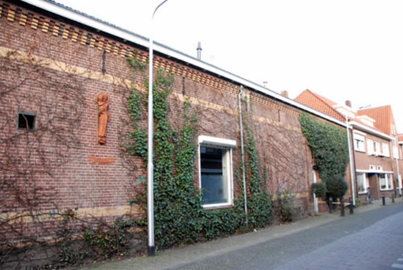 Monument Boomstraat Tilburg