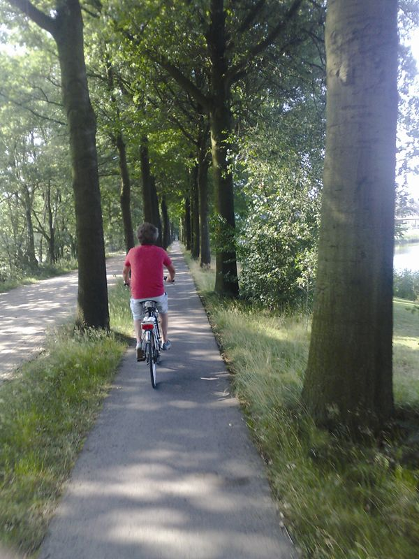 Impressie stad Tilburg