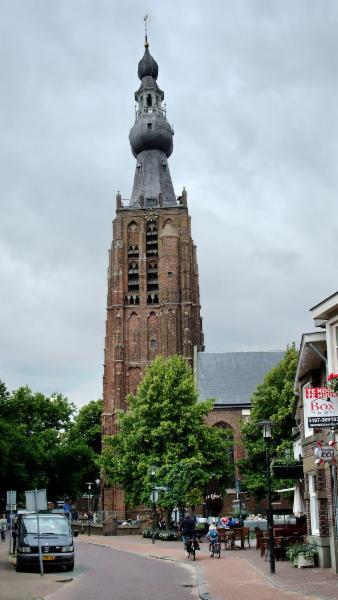 De kerk van Hilvarenbeek