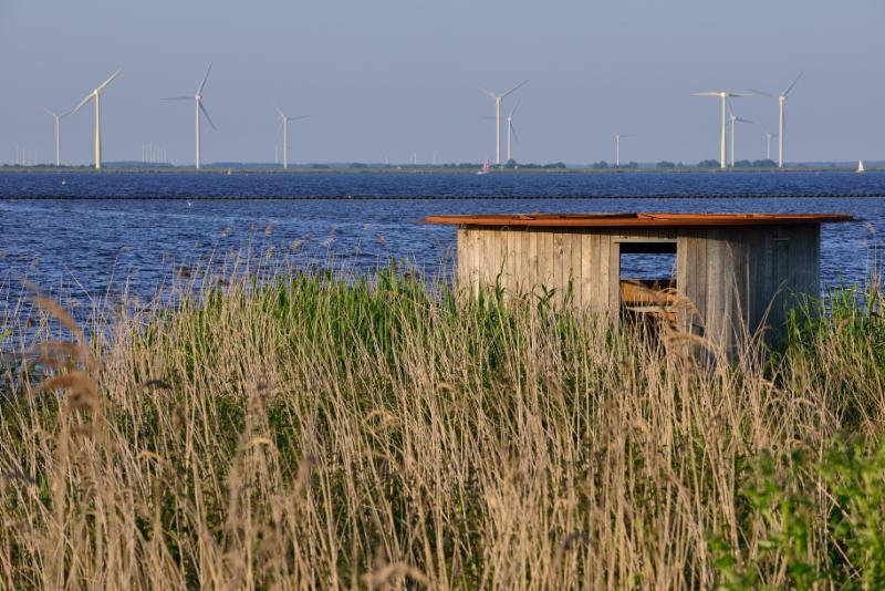 Vogelkijkhut Eemmeer