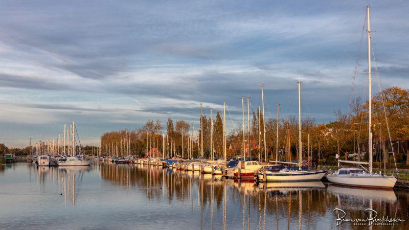 Jachthaven Hellevoetsluis