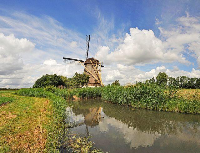 Zuid-Hollandse Molen Hank
