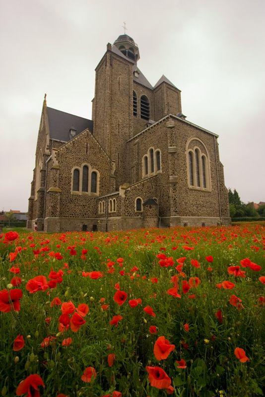 Sint-Niklaaskerk, Mesen