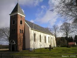 Hervormde kerk, Vlagtwedde