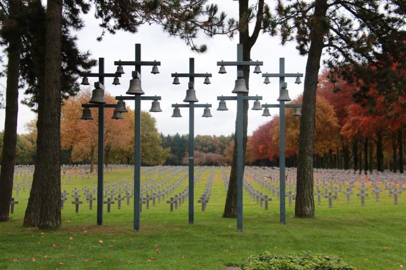 Klokkenspel Duitse Militaire begraafplaats Ysselsteyn