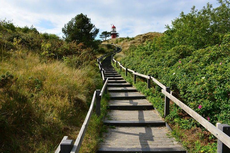 Light house of Oost-Vlieland (Netherlands 2015)