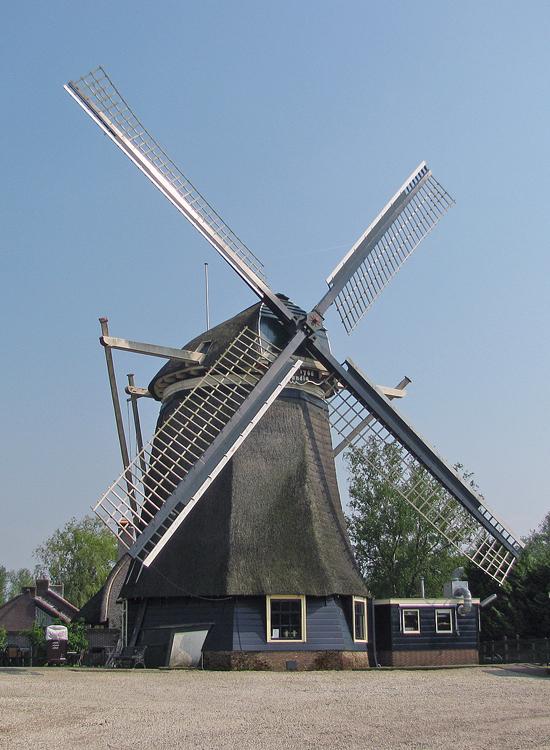 Molen Hollandia Ankeveen