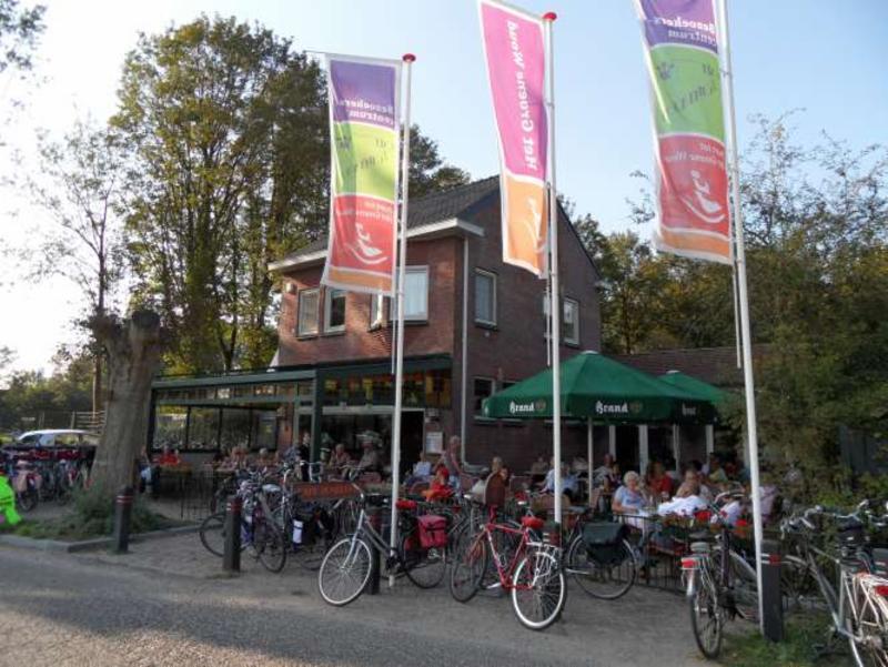 Zomerlust café-restaurant