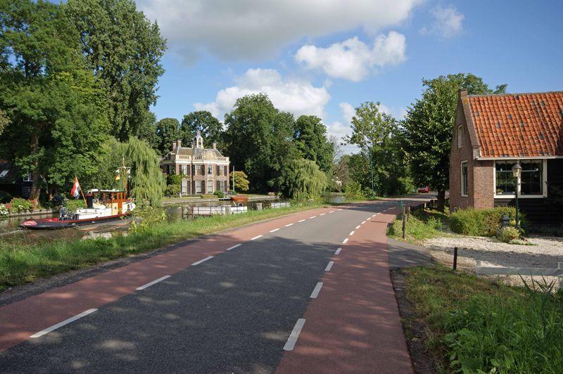 Buitenplaats bij Nieuwersluis