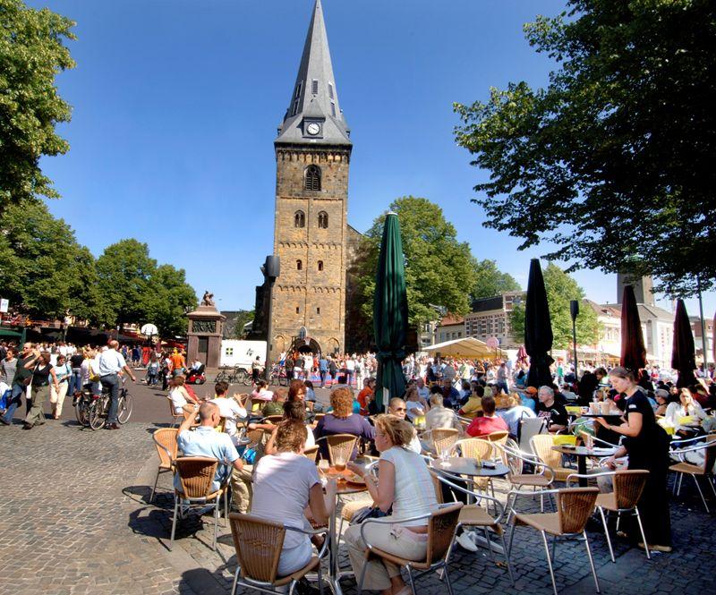 Foto: Rondje Enschede en Hof Espelo