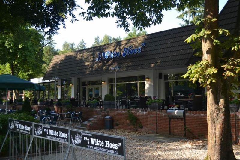 Fietscafe Cafe Restaurant Bowlingcentrum 't Witte Hoes in Rijssen (Overijssel)