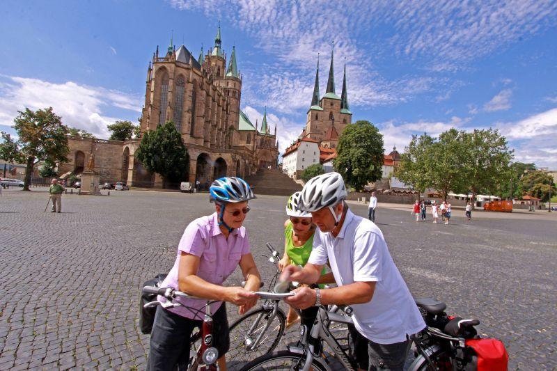 Erfurt Katedraal