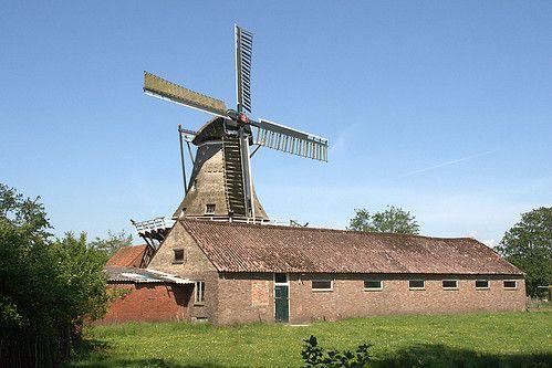 Surhuisterveen - Molen Koartwâld 2