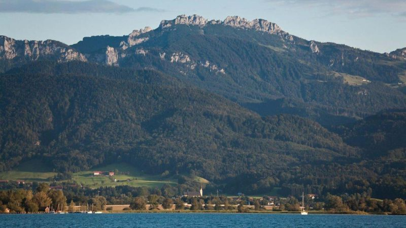Bodensee-Köningssee - 07_Bernau-Seeansicht