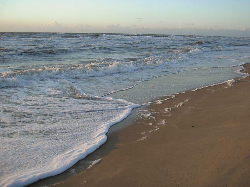 Strandje van Ceres