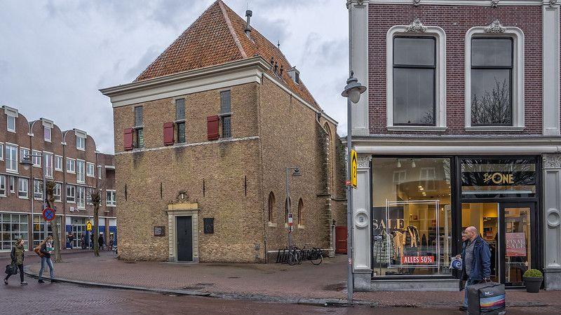 Agnietenkapel - Nieuwe Markt - Gouda - Rijksmonument