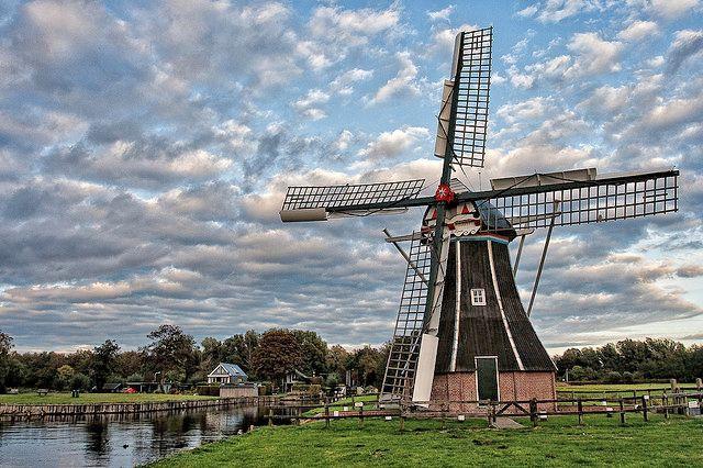 Molen de Helper Groningen