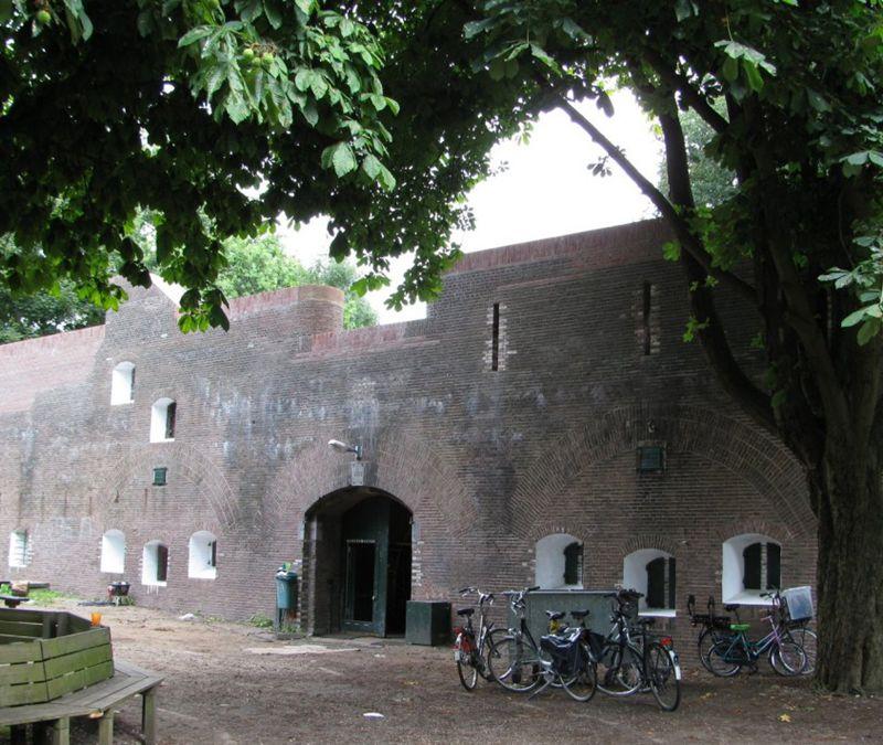 Fort Blauwkapel Utrecht