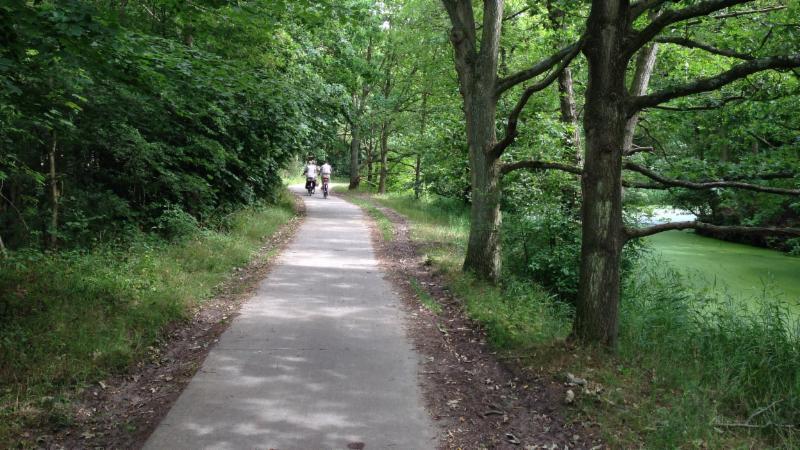 Langs Park Oosterbeek