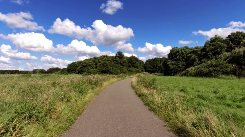 Fietsroute Leeuwarden en omgeving