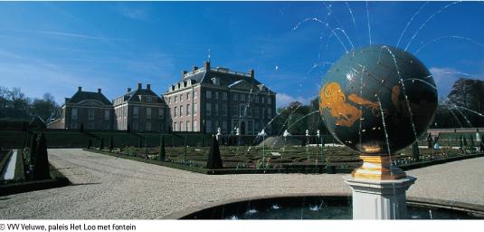 Foto: De Veluwe, paradijs voor fietsliefhebbers